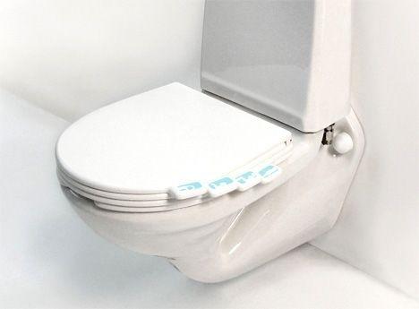 καρτέλες κάθισμα τουαλέτας