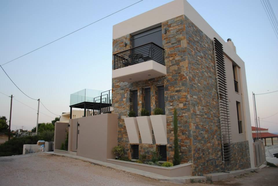 ανακαίνιση εξοχικής κατοικίας