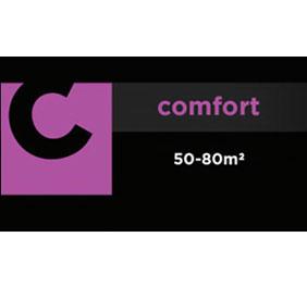 Comfort 50-80m²