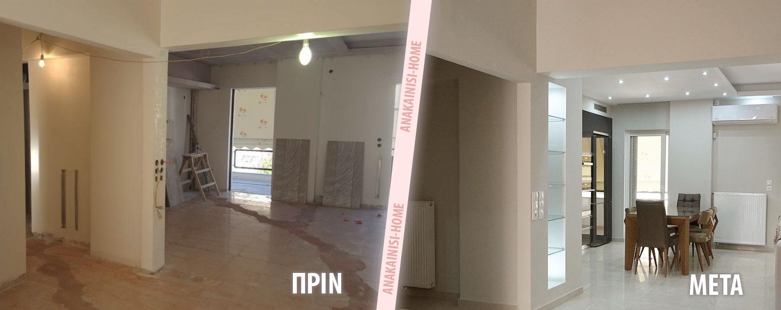 Ανακαίνιση στην Πετρούπολη