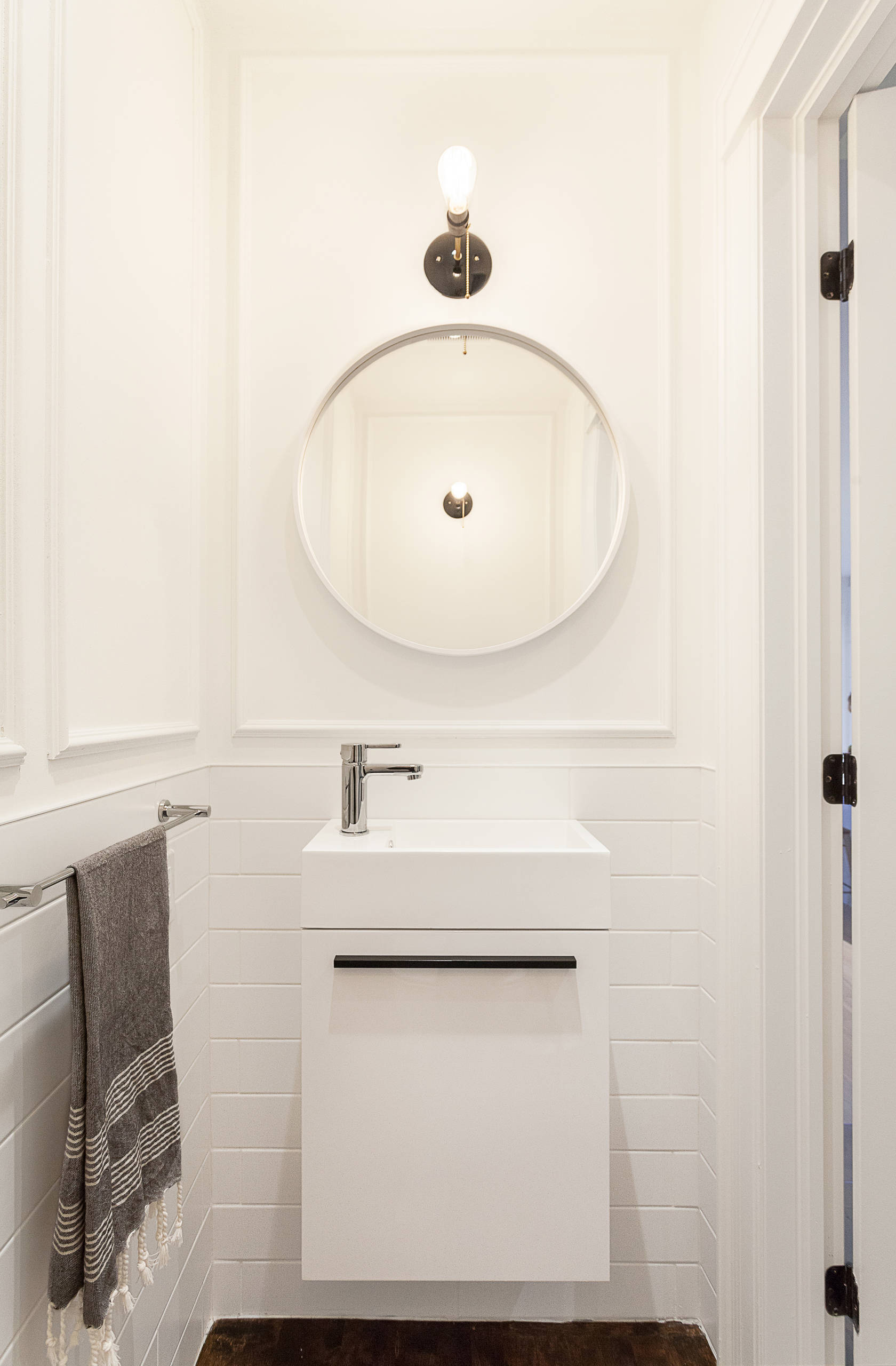 12 τρόποι να κάνετε οποιοδήποτε μπάνιο να φαίνεται μεγαλύτερο